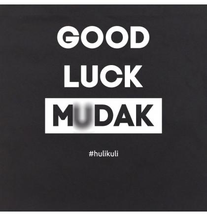 "Экосумка ""Good luck mudak"", фото 2, цена 240 грн"