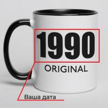 """Кружка """"ORIGINAL"""" персонализированная"""