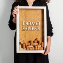 """Копилка для винных пробок """"Domosapiens"""""""