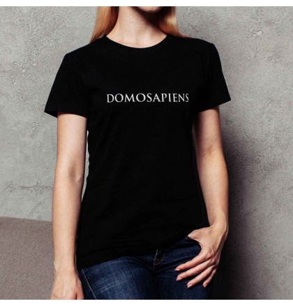 "Футболка ""Domosapiens"" женская, фото 3, цена 350 грн"