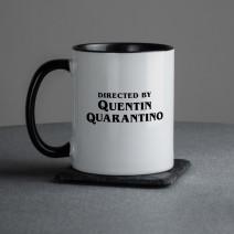 """Кружка """"Quentin Quarantino"""""""