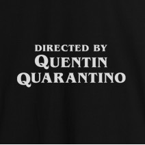 "Футболка ""Quentin Quarantino"" женская"
