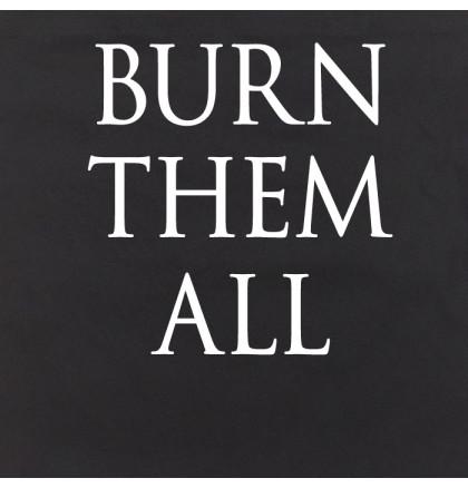 "Экосумка GoT ""Burn them all"", фото 2, цена 240 грн"