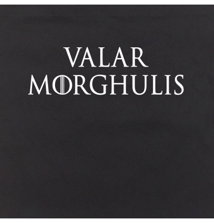 "Экосумка GoT ""Valar morghulis"", фото 2, цена 240 грн"
