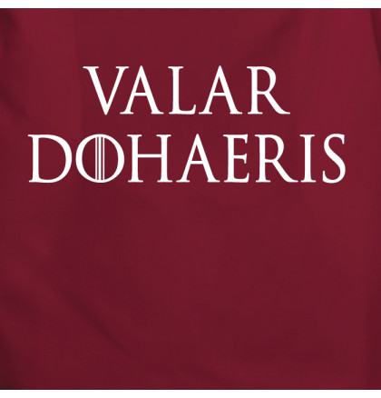 "Фартук GoT ""Valar dohaeris"", фото 2, цена 390 грн"