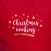 "Фартук ""Christmas cooking"""