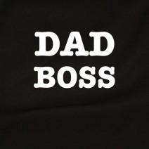 """Фартук """"Dad Boss"""""""