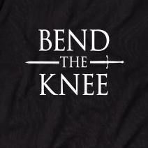 "Футболка GoT ""Bend the knee"" женская"