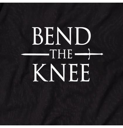 "Футболка GoT ""Bend the knee"" женская, фото 2, цена 350 грн"