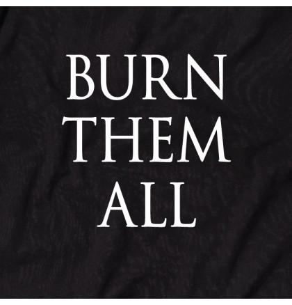 """Футболка GoT """"Burn them all"""" мужская, фото 2, цена 350 грн"""
