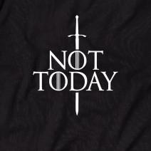 """Футболка GoT """"Not today"""" мужская"""