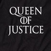 "Футболка GoT ""Queen of justice"" женская"