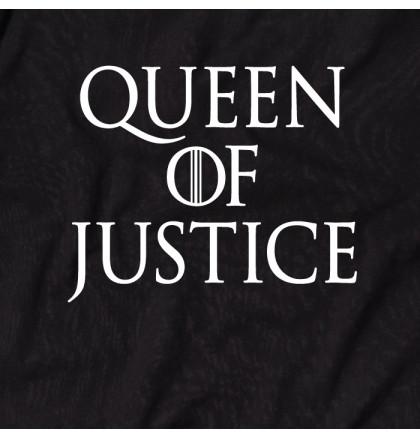 "Футболка GoT ""Queen of justice"" женская, фото 2, цена 350 грн"