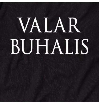 "Футболка GoT ""Valar buhalis"" женская, фото 2, цена 350 грн"