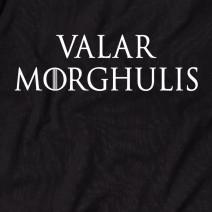 "Футболка GoT ""Valar morghulis"" мужская"