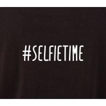 "Футболка ""#selfietime"" мужская"