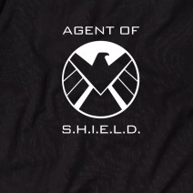 "Футболка MARVEL ""Agent of shield"" женская"