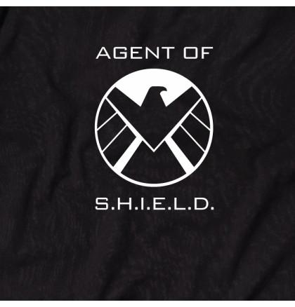"Футболка MARVEL ""Agent of shield"" мужская, фото 2, цена 350 грн"