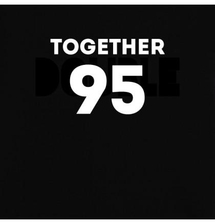 """Футболки парные """"Better together"""" персонализированные, фото 2, цена 800 грн"""