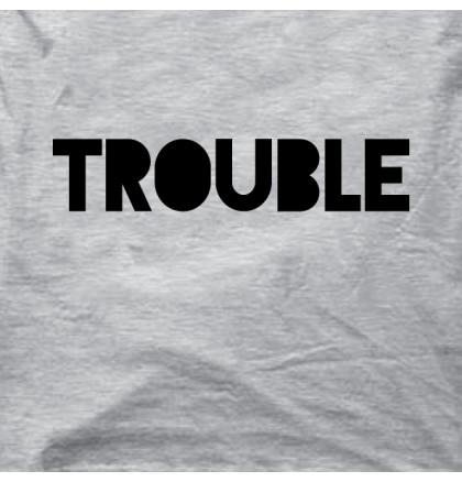 """Футболки парные """"Double Trouble"""", фото 3, цена 700 грн"""