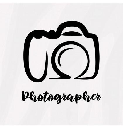 "Футболка ""Photographer"" женская, фото 2, цена 350 грн"