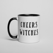 "Кружка ""Cheers witches"""