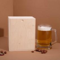 Подарочная коробка для кружки пива
