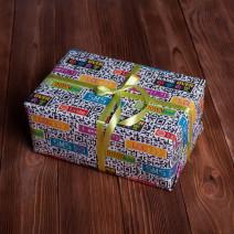 Упаковка подарочная 37