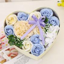 """Набор цветов из мыла """"My love"""""""