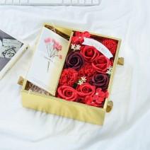 """Набор цветов из мыла """"Present"""""""
