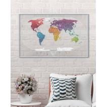 """Скретч карта """"Travel Map AIR World"""""""