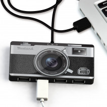 "USB-хаб ""Ретрокамера"""