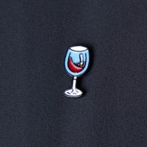 "Значок ""Бокал вина"""