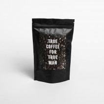 "Кофе ""True coffee for true man"""