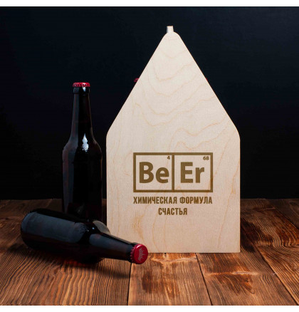 "Ящик для пива ""BeEr"", фото 2, цена 499 грн"