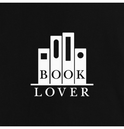 "Футболка ""Book lover"" мужская, фото 3, цена 350 грн"