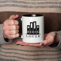 """Кружка """"Book lover"""""""