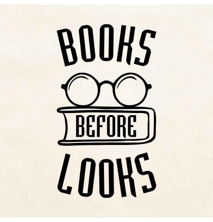 "Экосумка ""Books before looks"", фото 4, цена 240 грн"