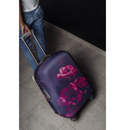 """Чехол для чемодана """"Rose"""", фото 2, цена 590 грн"""