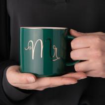 """Набор кружек """"Mr & Mrs"""" для пары"""