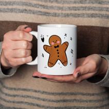 "Кружка ""Christmas cookies"""