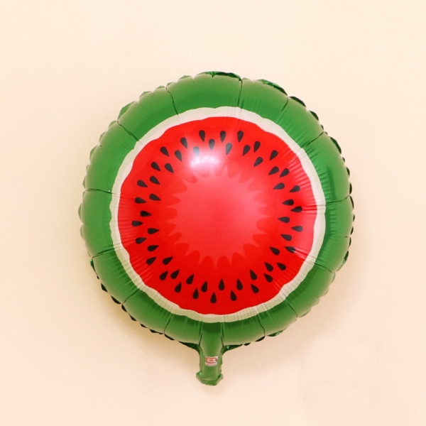 "Фольгированный шар ""Арбуз"", фото 1, цена 95 грн"