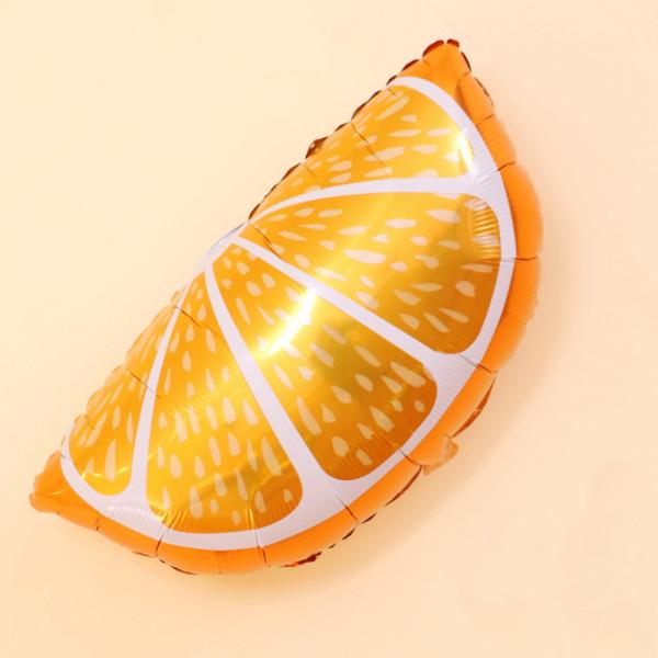 """Фольгированный шар """"Долька апельсина"""", фото 1, цена 95 грн"""