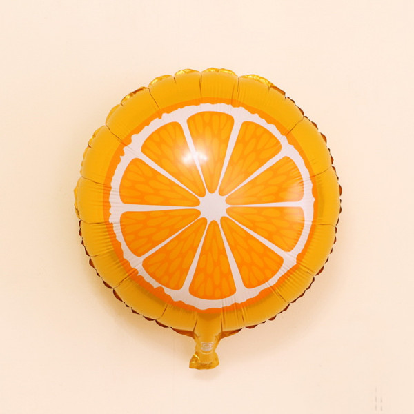 """Фольгированный шар """"Апельсин"""", фото 1, цена 95 грн"""
