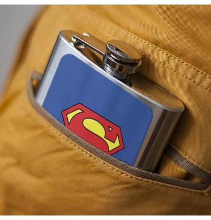 """Фляга """"Superman"""", фото 2, цена 199 грн"""