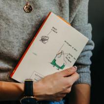 "Блокнот Write&Draw ""Мисля"""