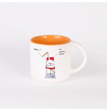 """Чашка """"Чайку?"""", фото 2, цена 249 грн"""