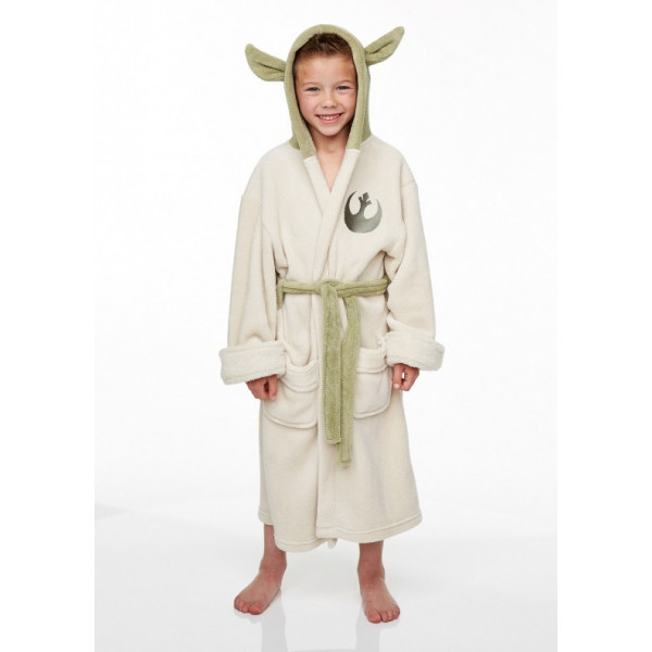"Халат Star Wars ""Магистр Йода"" для детей, фото 1, цена 700 грн"