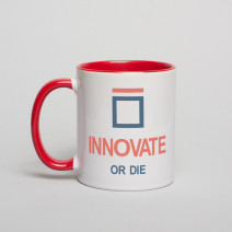"Кружка ""Innovate or Die"""