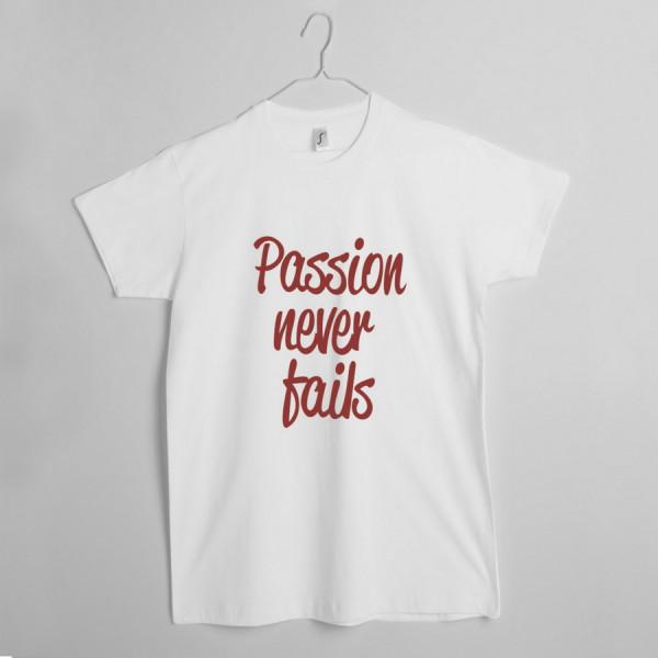 """Футболка мужская """"Passion Never Fails"""", фото 1, цена 350 грн"""